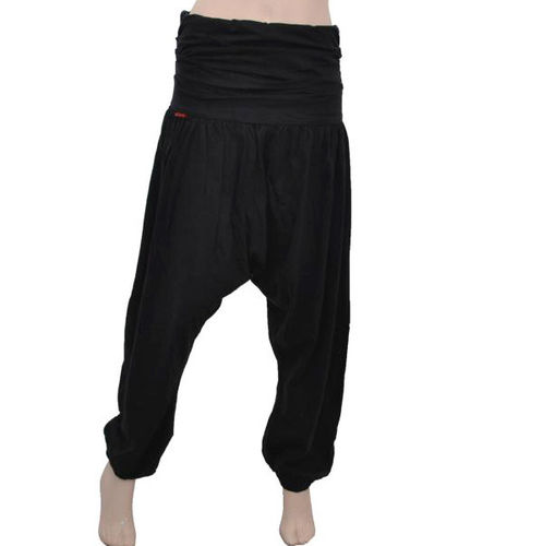 "Wide Pants ""Special Yoga - black"
